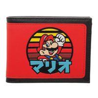 Super Mario: Mario Kanji - Bi-Fold Wallet