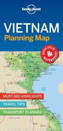 Vietnam Planning Map by Lonely Planet