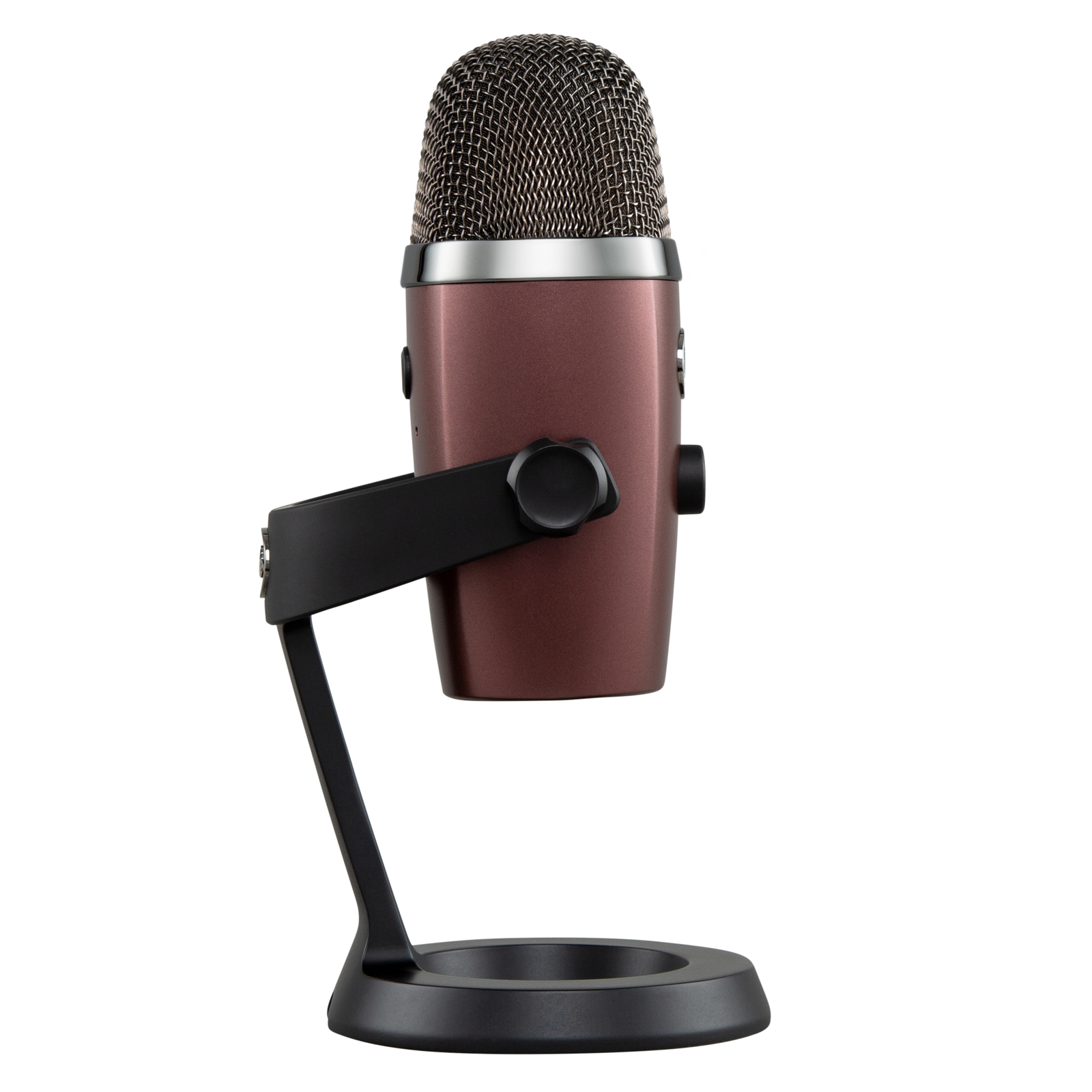 Blue Microphones Yeti Nano Premium USB Microphone - Red Onyx for  image