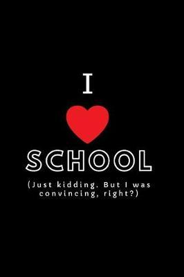 I Love School (Just Kidding. But I Was Convincing, Right?) by Happy Day