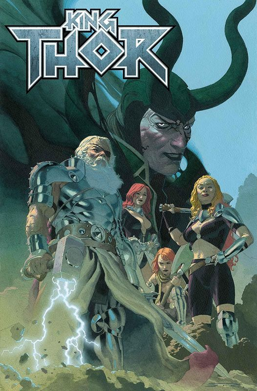 King Thor - #1 (Cover A) by Jason Aaron