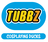 """Tubbz: Lord of the Rings - 3"""" Cosplay Duck (Sauron) image"""