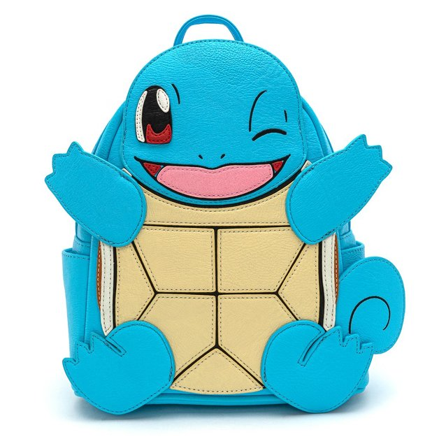 Loungefly: Pokemon - Squirtle Mini Backpack