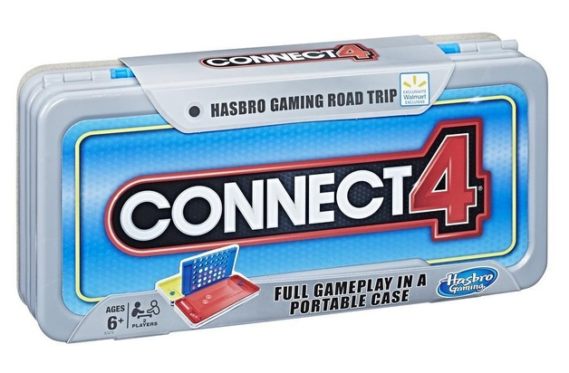 Connect 4 - Road Trip Edition