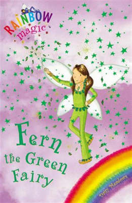 Fern the Green Fairy by Daisy Meadows image