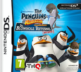 The Penguins of Madagascar: Dr. Blowhole Returns Again! for Nintendo DS