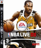 NBA Live 08 for PS3