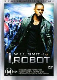 I, Robot (2 Disc) on DVD
