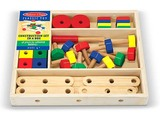 Construction Building Set in a Box - Melissa & Doug