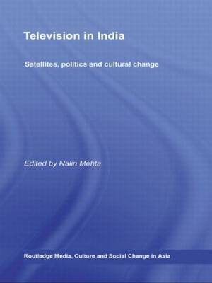 Television in India image