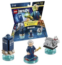 LEGO Dimensions Level Pack - Doctor Who (All Formats) for