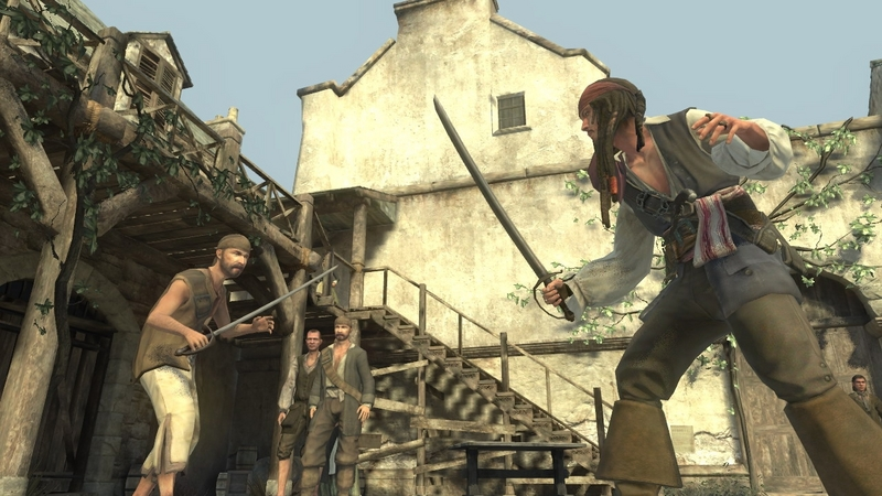 Pirates of the Caribbean: At Worlds End for PS3 image