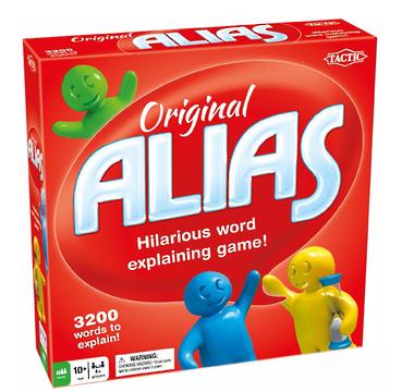 Alias - Board Game