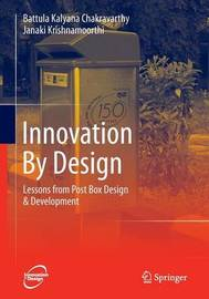 Innovation By Design by Battula Kalyana Chakravarthy