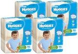 Huggies Ultra Dry Nappies Convenience Shipper: Walker Boy 13-18kg (64)