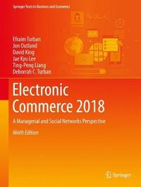 Electronic Commerce by Efraim Turban