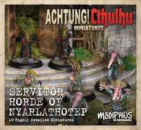 Achtung! Cthulhu - Servitor Horde of Nyarlathotep Unit Pack