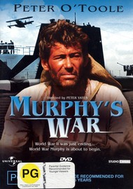 Murphy's War on DVD image