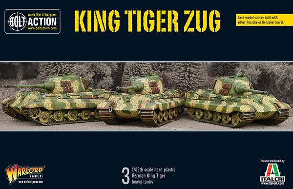 King Tiger Platoon image