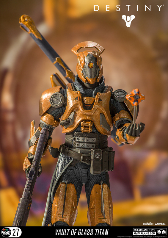 Destiny - Vault of Glass Titan Action Figure | at Mighty Ape NZ