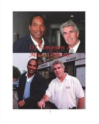 Oj Simpson & Max Clifford by Arthur Miller image