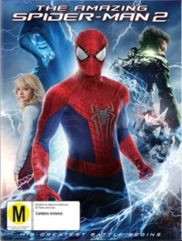 The Amazing Spider-Man 2 on DVD