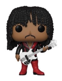 Rick James (Super Freak) - Pop! Vinyl Figure