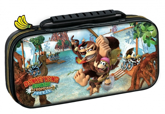 Nintendo Switch GT Deluxe Case – Donkey Kong Tropical Freeze for Switch