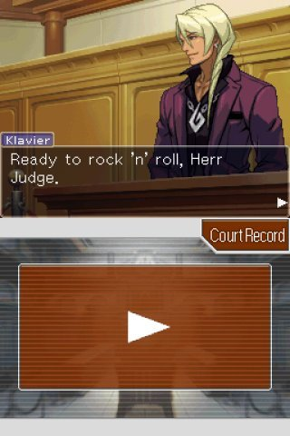 Apollo Justice: Ace Attorney for Nintendo DS image