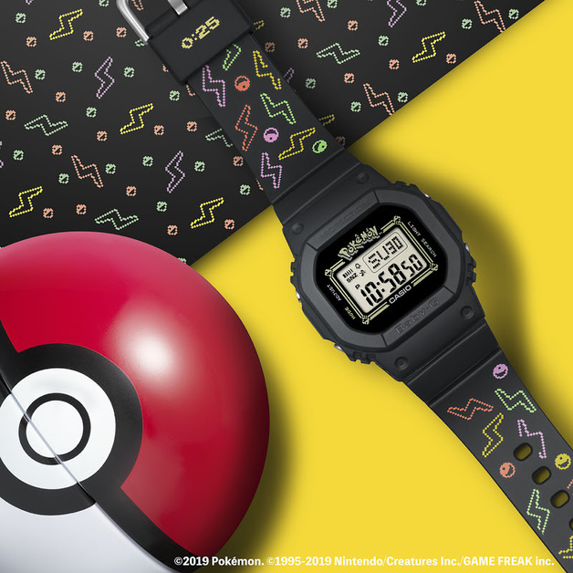G-Shock x Pokemon Limited Edition Watch