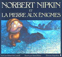 Norbert Nipkin et La Pierre aux Enigmes by Robert McConnell image