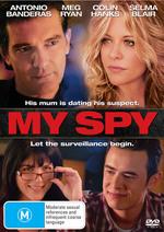 My Spy on DVD