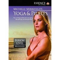 Yoga & Pilates - Fusion Level - Beginner on DVD