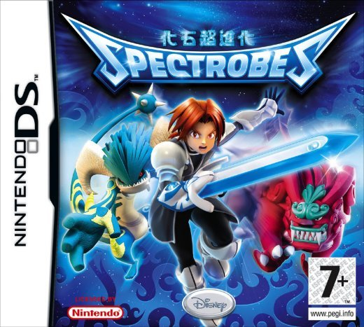 Spectrobes for Nintendo DS