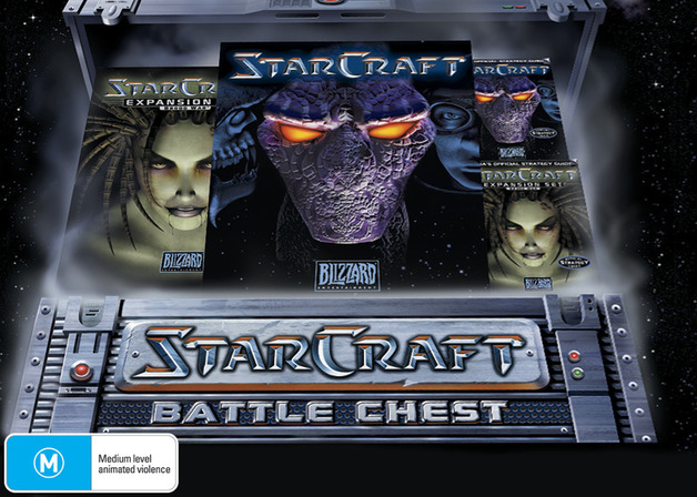 StarCraft: Battle Chest for PC Games