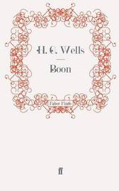 Boon by H.G.Wells image