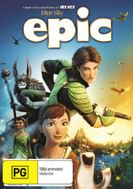Epic on DVD