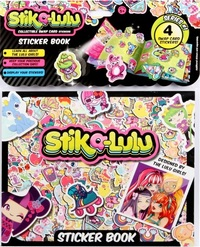 Stika-Lulu Series 1 Sticker Book