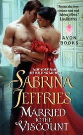 Married to the Viscount by Sabrina Jeffries image