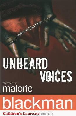Unheard Voices by Malorie Blackman
