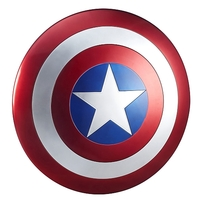 Marvel Legends: Captain America - Shield Prop Replica