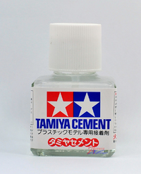 Tamiya: Liquid Cement - 40ml
