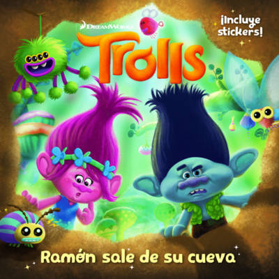 Trolls. Raman Sale de Su Cueva / Out of Branch's Bunker (DreamWorks) by Penguin Random House Grupo Editorial