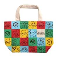 Pokemon: Blocks - Gusseted Cotton Bag