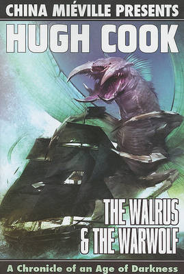 The Walrus & The Warwolf by Hugh Cook image