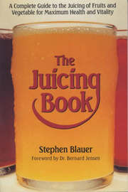 The Juicing Book by Stephen Blauer image