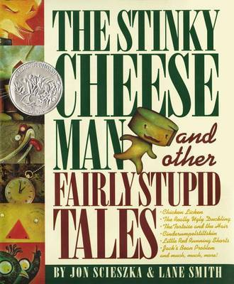The Stinky Cheese Man | Jon Scieszka Book | Buy Now | at Mighty Ape NZ