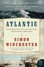 Atlantic by Simon Winchester