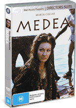 Medea on DVD