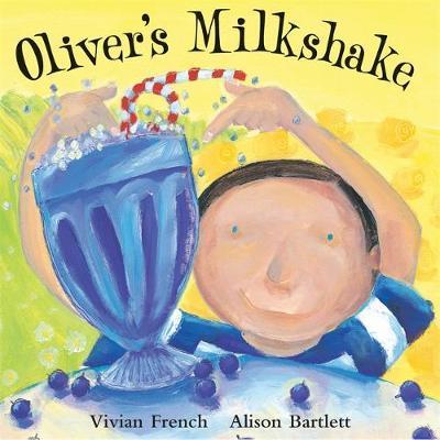 Oliver: Oliver's Milkshake by Vivian French image